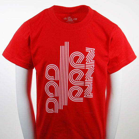 Junior Allez Red t-shirt
