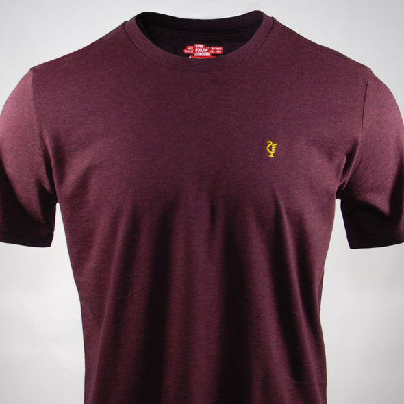 Scouse 77 Euro grape t-shirt