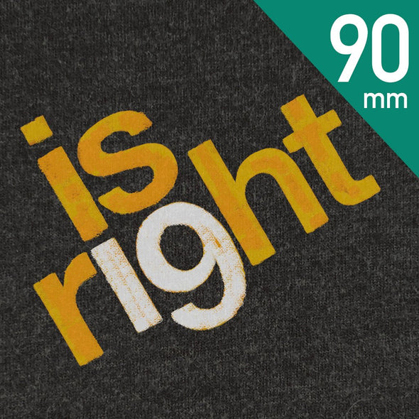 Is Right charcoal 90 t-shirt