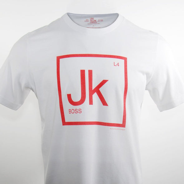 Boss JK white t-shirt