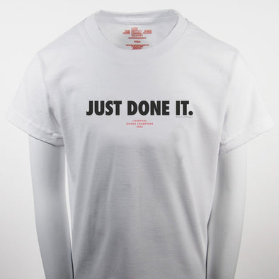 Junior Just Done It t-shirt