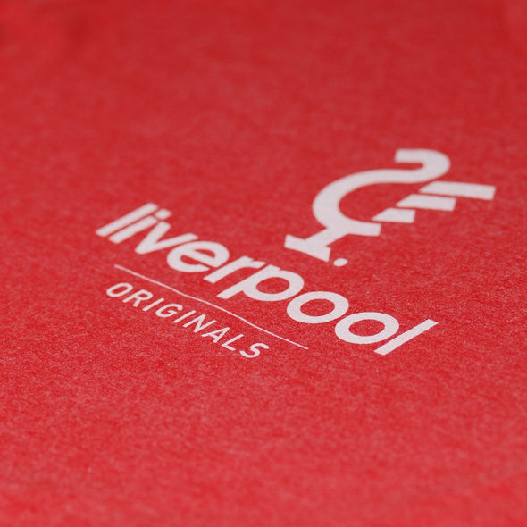 Women's Liverpool Originals Red t-shirt