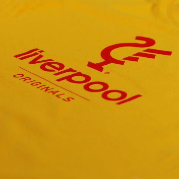 Junior L'pool Originals t-shirt