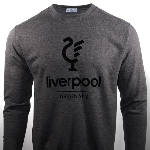 L'pool Originals Sweatshirt charcoal