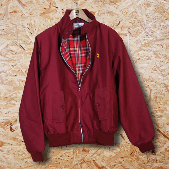 All Mod Cons Harrington Burgundy