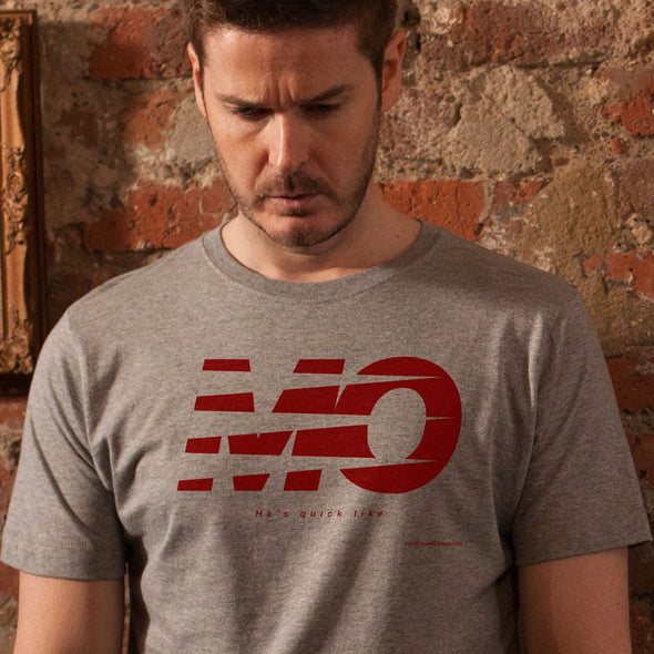 Mo Liverpool Grey t-shirt