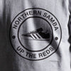 Northern Samba - Up the Reds Sweatshirt
