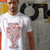 Old Big Ears t-shirt white