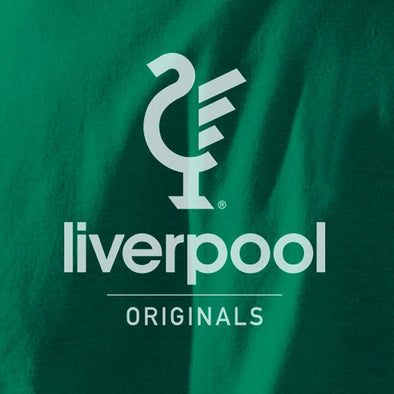 Originals Liverpool green t-shirt
