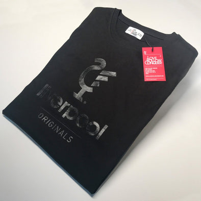 Liverpool Originals black t-shirt