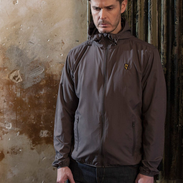 Scouse 77 Jacket Anthracite