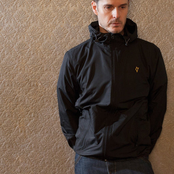 Scouse 77 Jacket Black