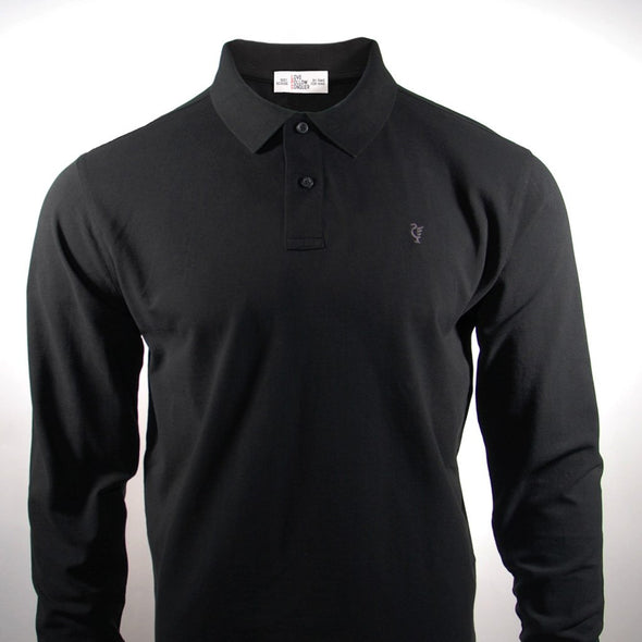 Scouse 78 Polo Black