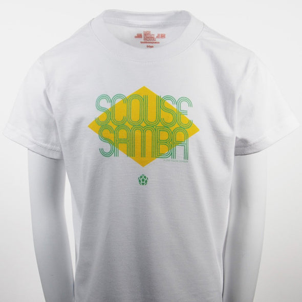 Junior Scouse Samba t-shirt