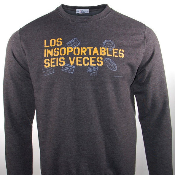 Unbearables Sweatshirt charcoal