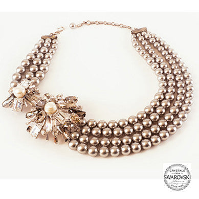 GLAMOUR - Statement Necklace