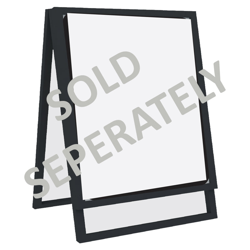 Free-Standing / A-Board Sign Graphic (EX01)
