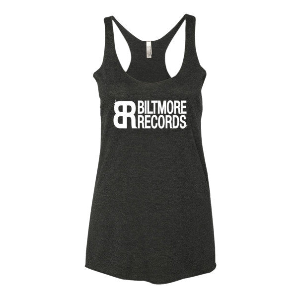 Biltmore Records New! Ladies cut sports tank top