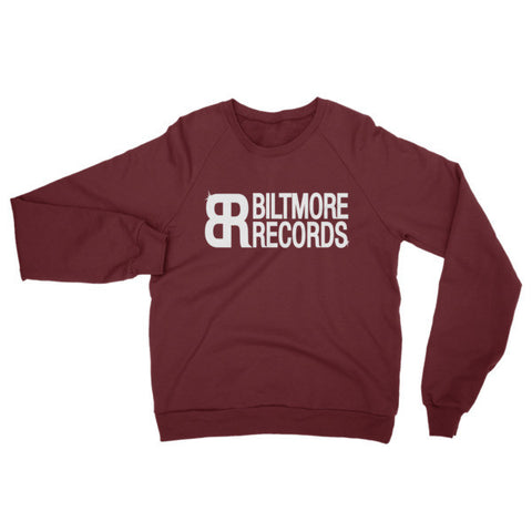 Biltmore Records New! Men's Classic Raglan