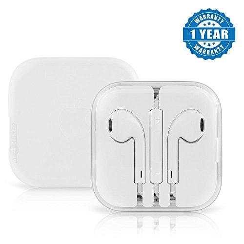 9cb1db1cd33 Captcha New Original Earpod With Remote and Mic Compatible with Xiaomi Mi,  Apple, Samsung