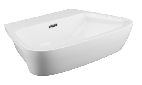 Dearne Semi-Recessed Basin