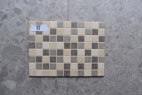 18m2 LOT £8.99 | Mosaico Eternity Cream | 30x41.6