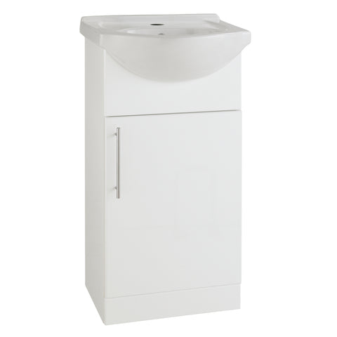 Impakt 450 Single Door Basin Unit