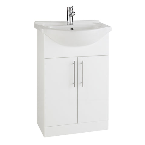 Impakt 2 Door Basin Unit