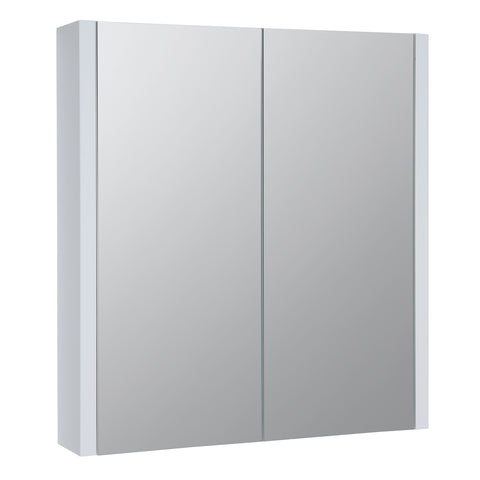 Purity White Mirror Cabinet (3 Sizes)