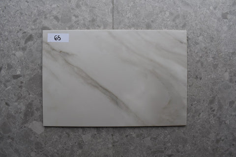 48M2 JOBLOT £8.99M2 | 70% DISCOUNT| CARRARA BIANCO | 40X60