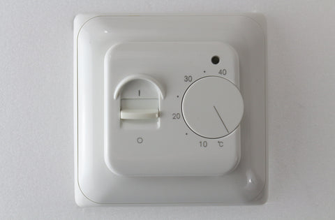 Manual thermostat 16A