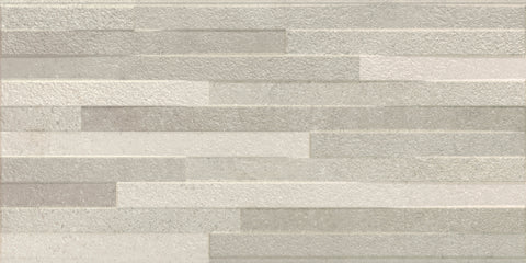 Innova Grey Stuck Decor | 30x60