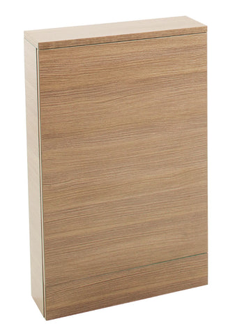 Oak Cube Mini Cistern Unit (Slimline)