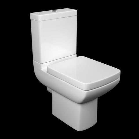 Pure Close Coupled Toilet