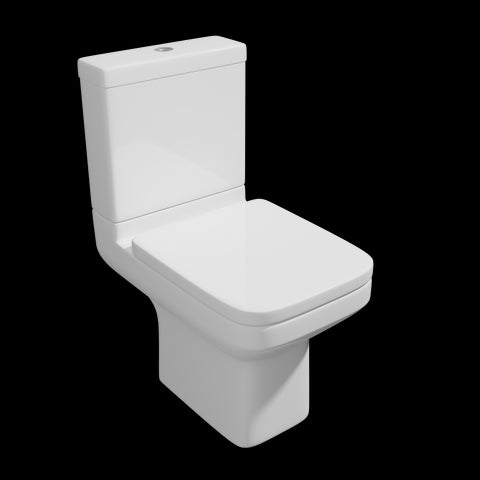 Trim Close Coupled Toilet