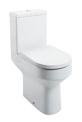 Montego Comfort Height Close Coupled Toilet