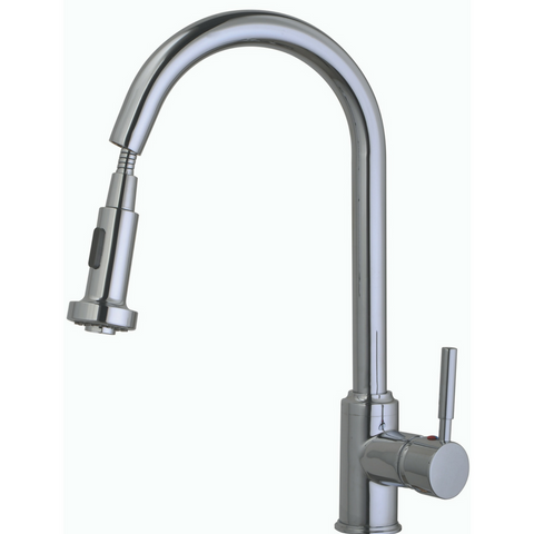 Pull out Rinser Kitchen Mixer Tap