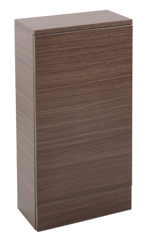 Walnut Cube Cistern Unit