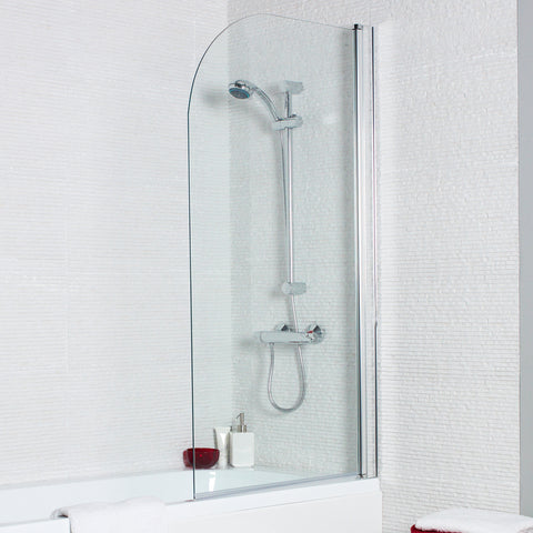 Koncept Curved Bath Screen