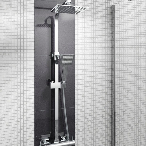 Quadrato Square Drencher Shower