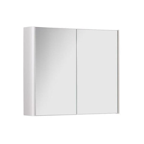 Options White Mirror Cabinet (3 Sizes)