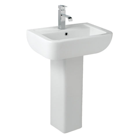 Options 600 Basin & Pedestal
