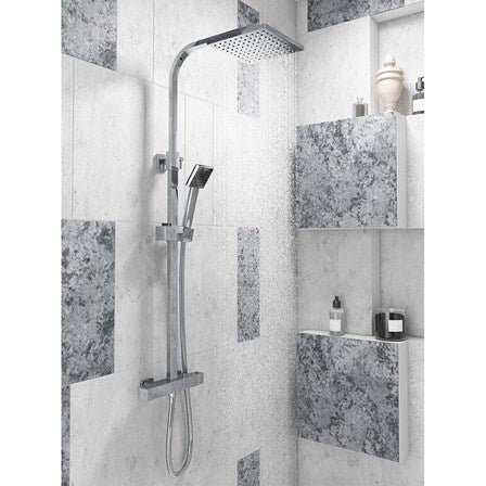 Elite Square Drencher Shower