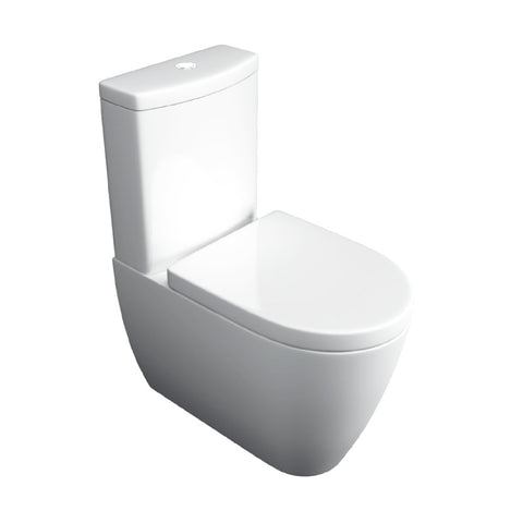 Genoa Close Coupled Toilet