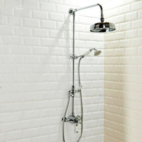 Grand Traditional Drencher Shower