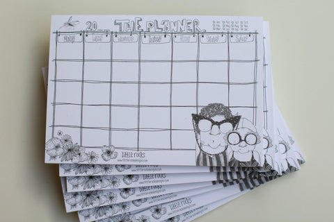 Little week planner