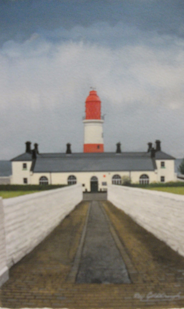 Souter Light House -