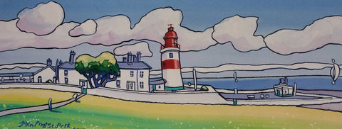 Souter Light House 1. -