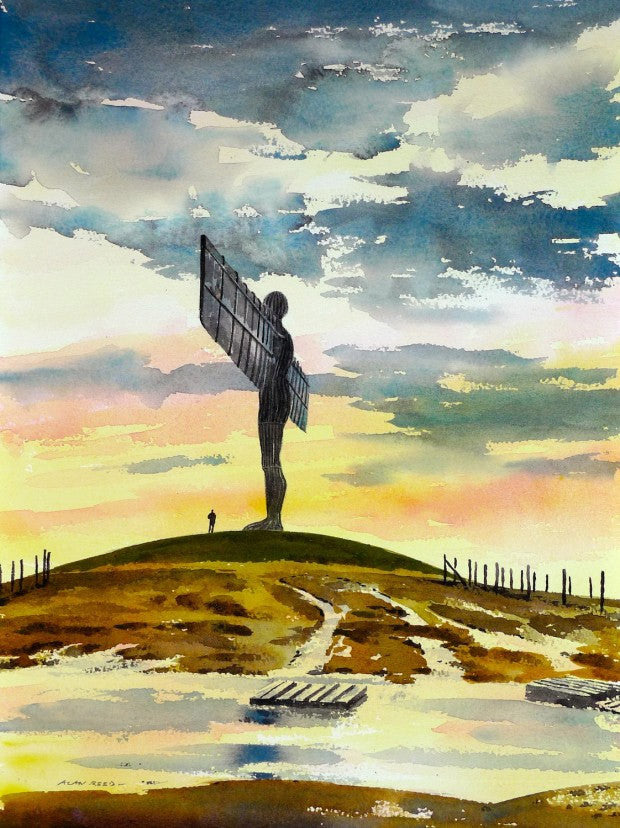 Angel Of The North. -