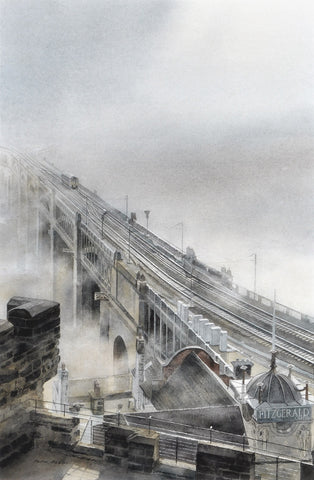 High Level Bridge. -